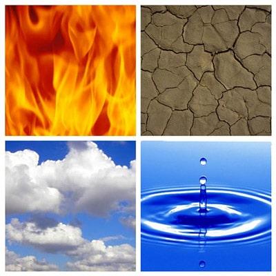 Ayurveda fire water earth air dosha