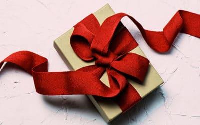 Bon cadeau massage : idéal pour les fêtes !